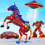 Download Horse Robot Car Game Apk