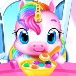 My Baby Unicorn Magical Unicorn Pet Care Games Mod Apk