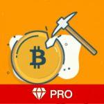 Bitcoin Miner Cloud Mining Pro Paid Apk