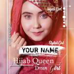 Hijab Girl Name Dp Maker 2021 Apk