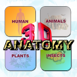 ANATOMY 3D (Human,Animal, Plant) Paid Apk