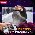 HD Video Projector Simulator - Mobile Projector Apk