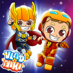 Vlad and Niki Superheroes Mod Apk