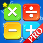 Math games for kids (PRO)Math games for kids (PRO)