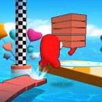 Shortcut Race 3D Impostor Stack & Run Mod Apk
