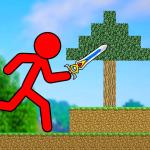 Red Stickman Mod Apk